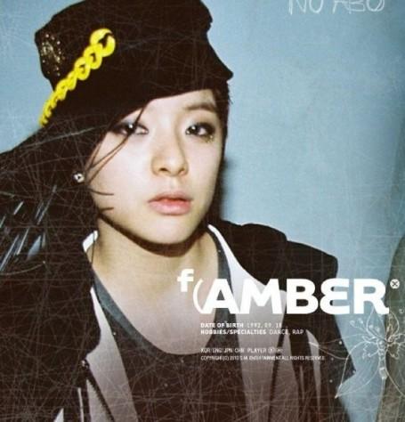 f(x) Amber