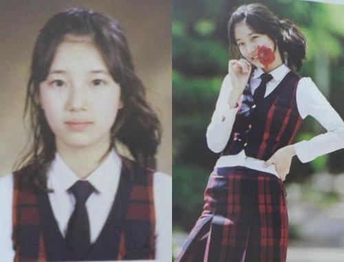 Suzy 畢業照