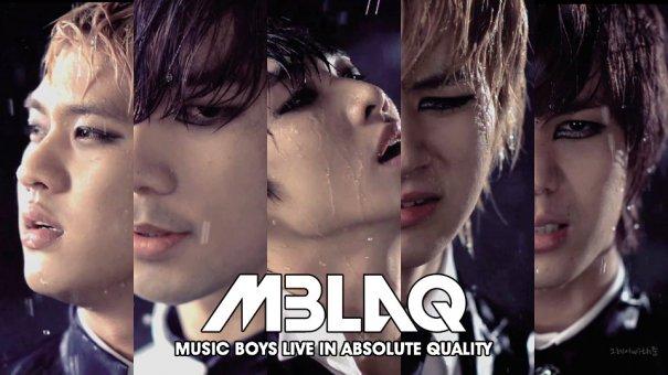 MBLAQ新节目预告