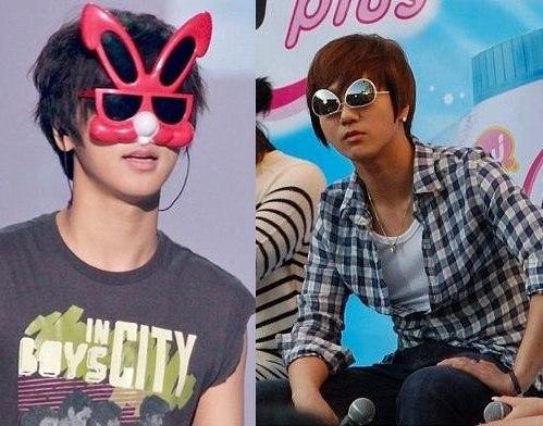 SJ 艺声的眼镜造型