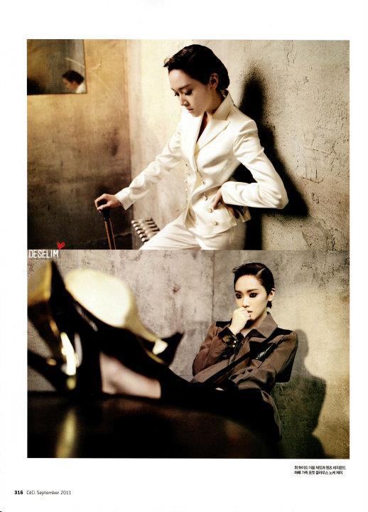 Jessica Ceci 杂誌