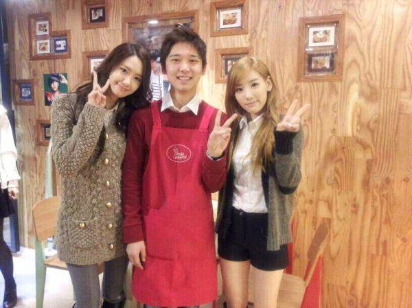 太妍、润娥去了咖啡厅
