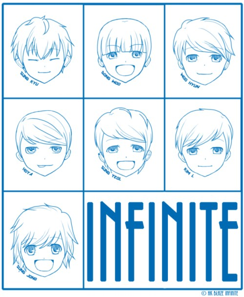 Infinite 接到了香港粉丝的爱