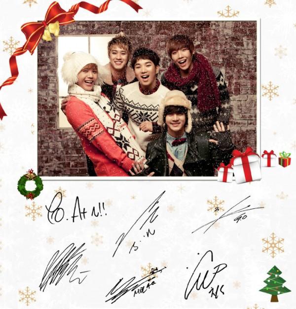 MBLAQ 圣诞节做什幺?