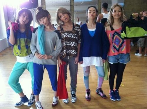 Wonder Girls 的近期规划