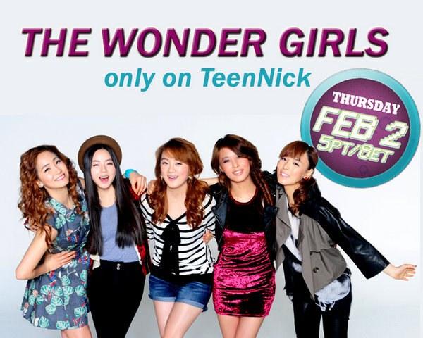 The Wonder Girls 花絮