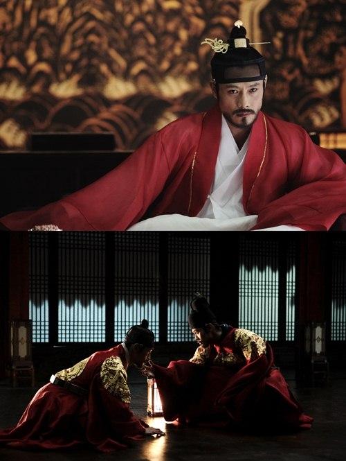 「朝鲜的王」李秉宪剧照