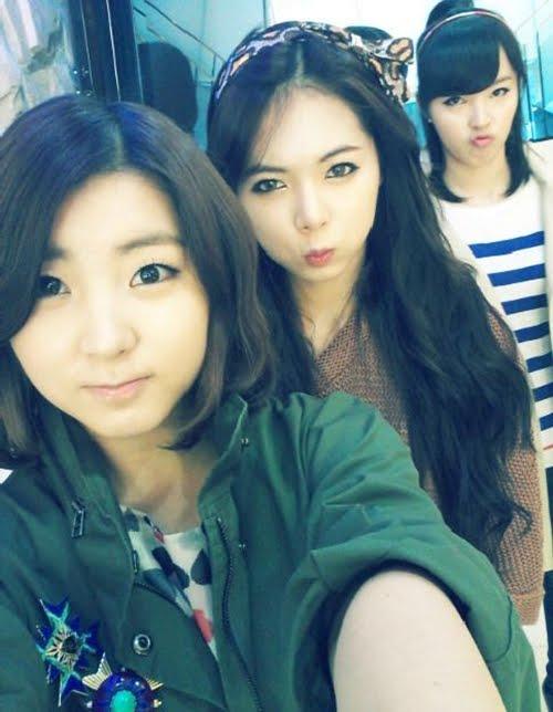 昭贤:我们是 4Minute!