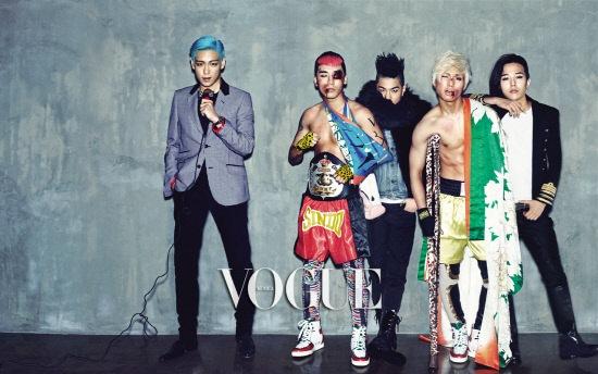 BIGBANG Vogue TV