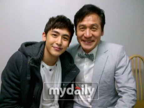 和 khun 好像的父辈演员