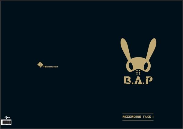 B.A.P 写真书