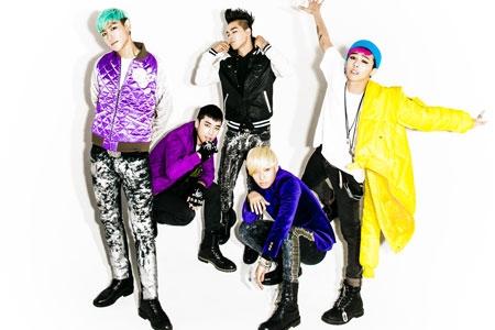BIGBANG 为新曲拍 MV ?