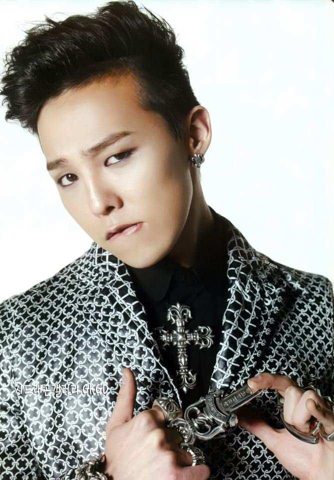 G-Dragon 曾为 SM 练习生