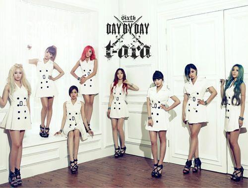 祝贺 T-ara 出道三週年!
