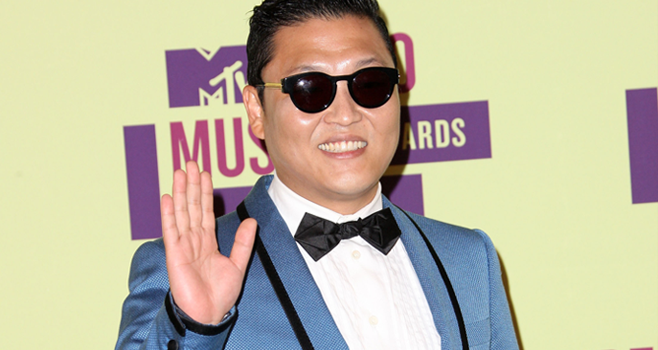 富比世讚Psy为真正的明星