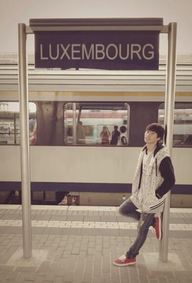 银赫:到了卢森堡