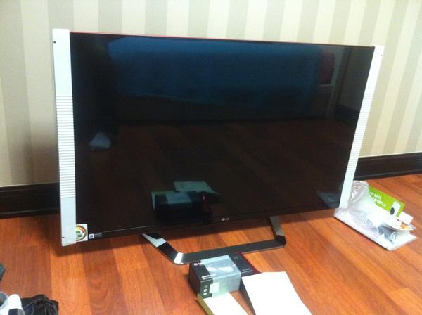 东海有了新电视?