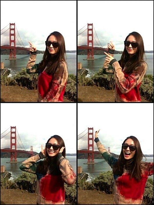 Krystal:在旧金山