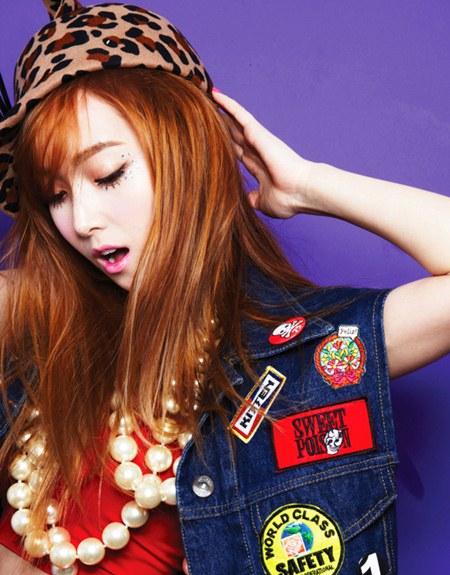 少时 Jessica,生日快乐!