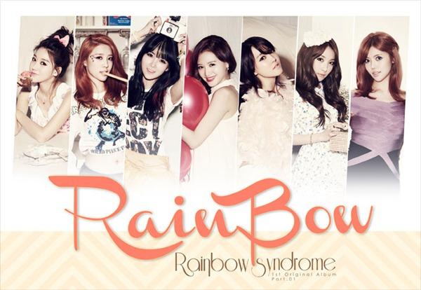 Rainbow 可爱演出