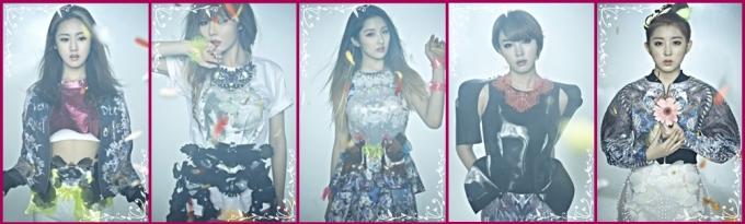 4Minute 预计3~4月回归