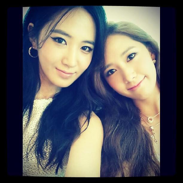 Yuri、润娥的魅力自拍
