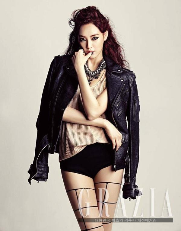 AS 珠妍的时尚画报