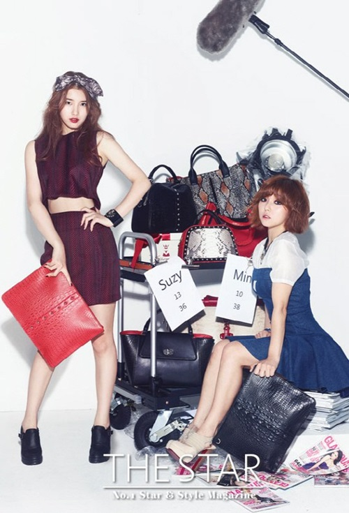 miss A - The Star - 2013.10