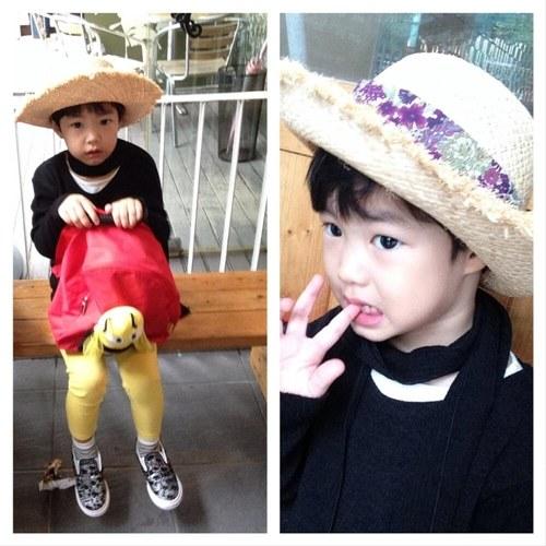 Tablo 公开可爱女儿近况照