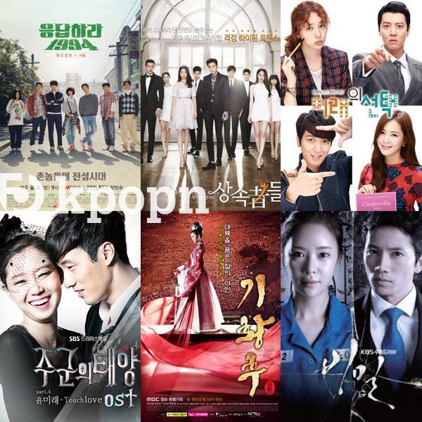 201311 OST 十强