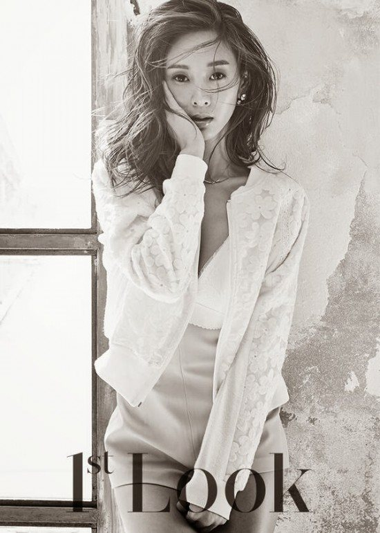 G.Na 1st Look 画报 (2014.05)
