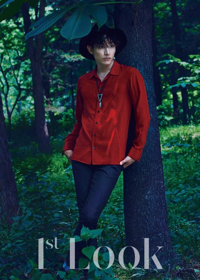 李秀赫 @ 1st Look 4