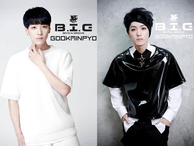 新團 B.I.G 成員 GOOK MIN PYO
