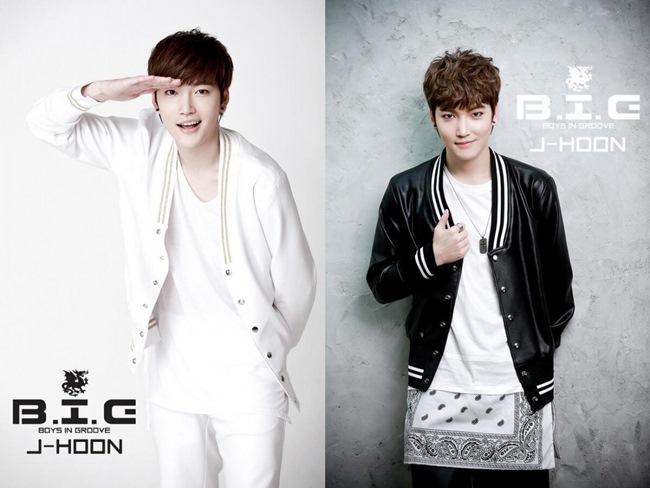 新團 B.I.G 成員 J-HOON