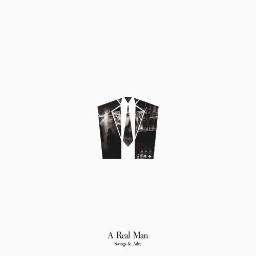 "Ailee、Swings ""A Real Man"" 封面"