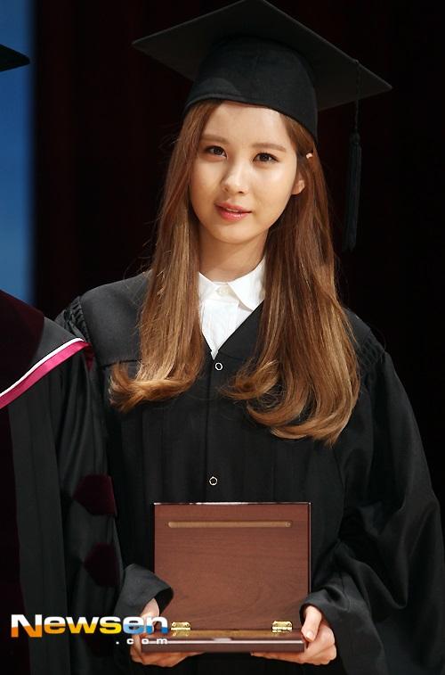 徐玄于东国大学毕业