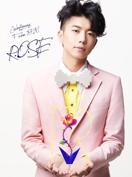 祐榮《R.O.S.E》概念照