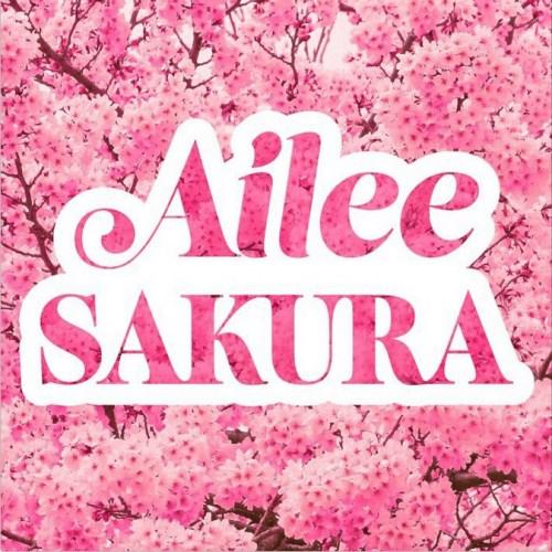 Ailee 日單《SAKURA》封面