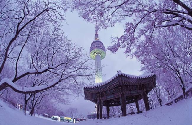 《什麼時候去韓國最好玩?》冬天