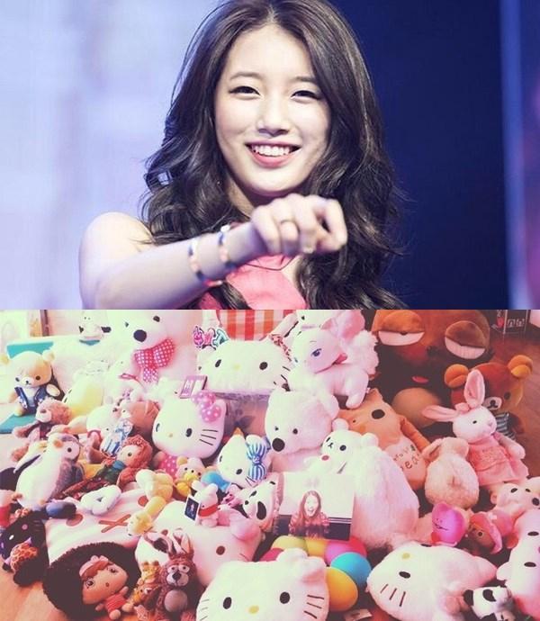 Suzy 捐贈娃娃做公益