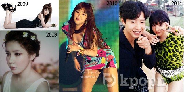 韓國明星如何胖瘦自如?朴春