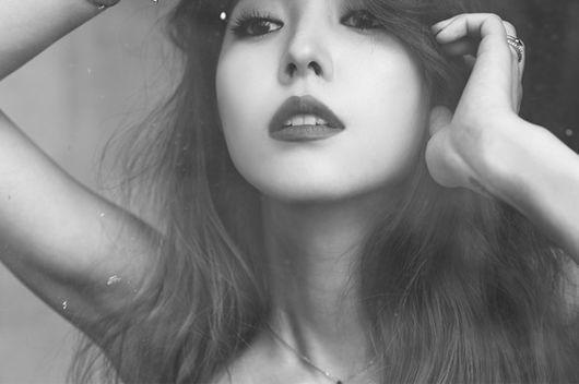 BoA《Kiss My Lips》概念照
