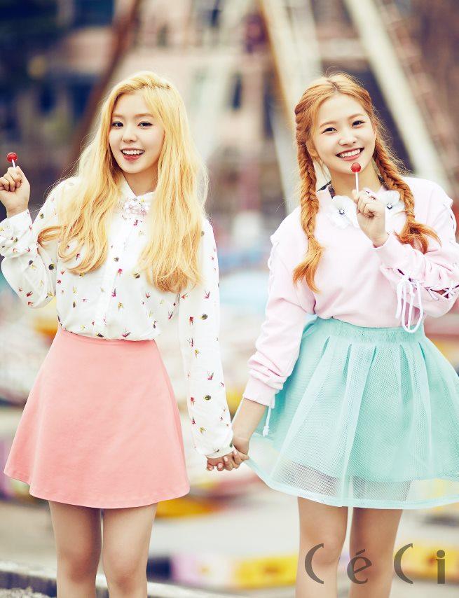 Red Velvet《CeCi》画报