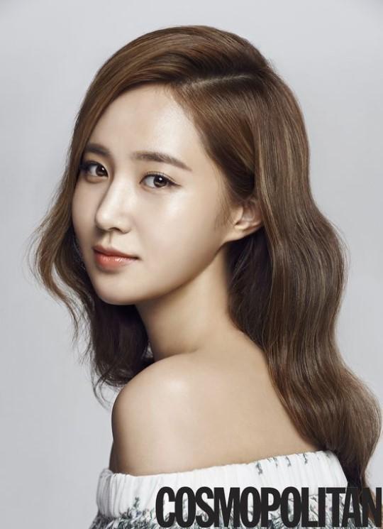 Yuri 分享保持美丽的秘诀