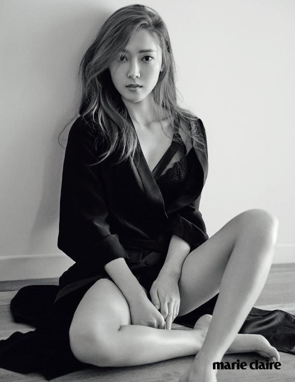 Jessica:无法一直是少女!