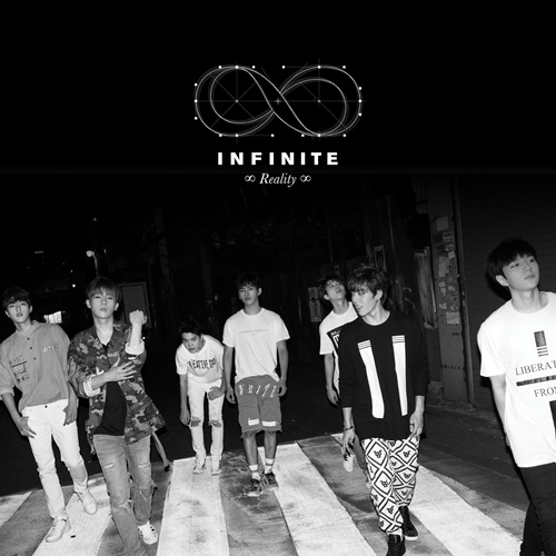 INFINITE登专辑销售榜一位