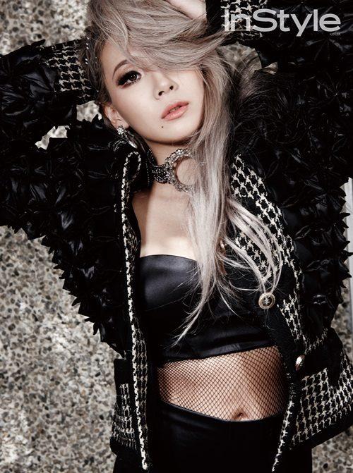CL 的性感、奢华画报