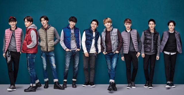 EXO 正在準备日文专辑