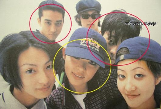18年前的宋承憲、蘇志燮、矢野志保