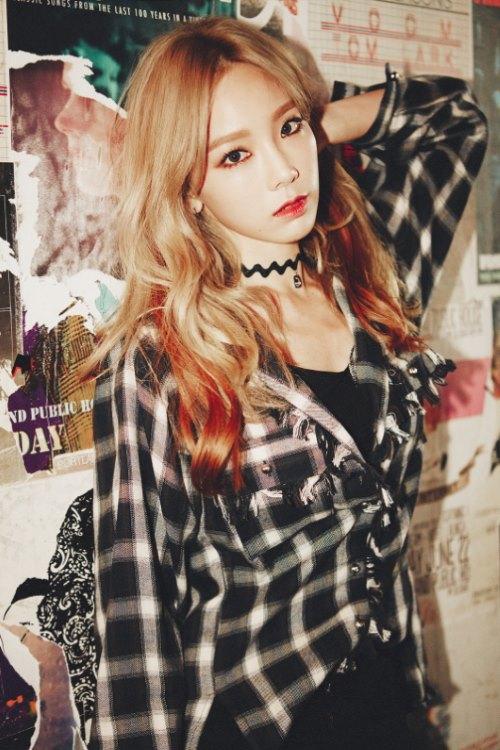 太妍《I》登告示牌世界专辑榜冠军
